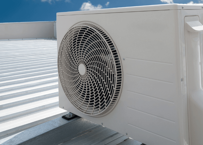 New Air Conditioning