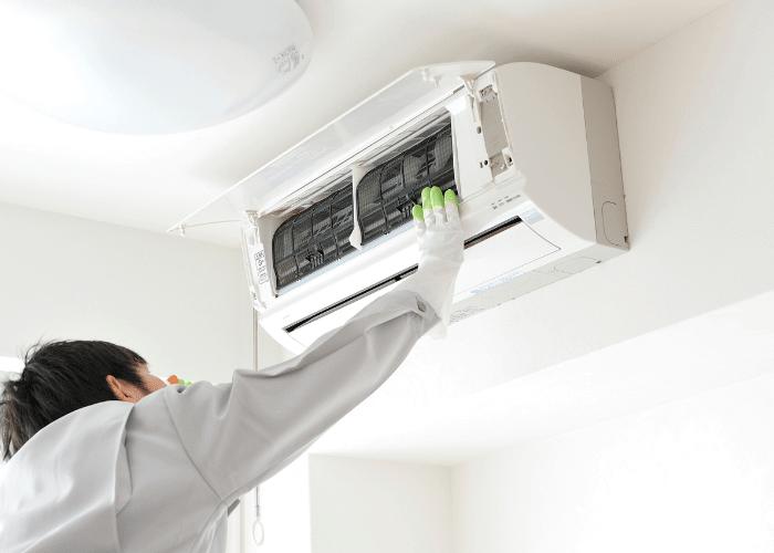 Air Con Maintenance